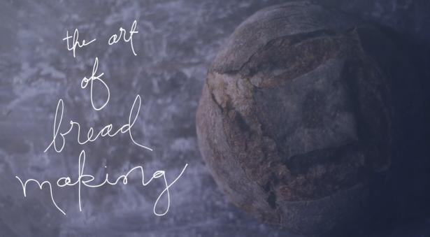 Bread by tiger in a jar.